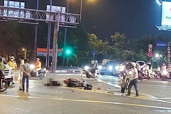 Va chạm xe ben ở TP Thủ Đức, nam thanh niên tử vong