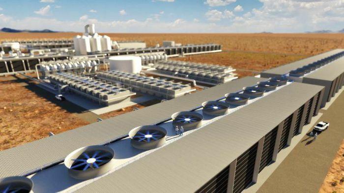 Nhà máy DAC: Ván cược lớn cho tương lai không CO2