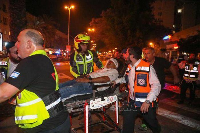 Trên 100 người Palestine thiệt mạng vì xung đột ở Dải Gaza