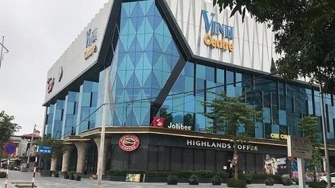 Vinh Centre bị phạt 15 triệu vì không chấp hành lệnh đóng cửa chống dịch
