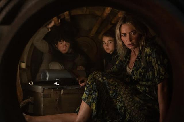 """Vùng Đất Câm Lặng 2 tung trailer gay cấn đến nín thở, sợ hãi đến """"vỡ tim"""", ấn định ngày khởi chiếu tại Việt Nam"""