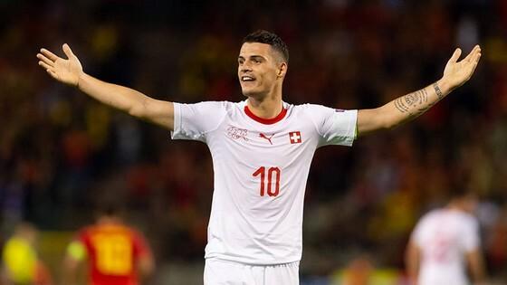Thụy Sĩ phải vào chung kết Euro 2020