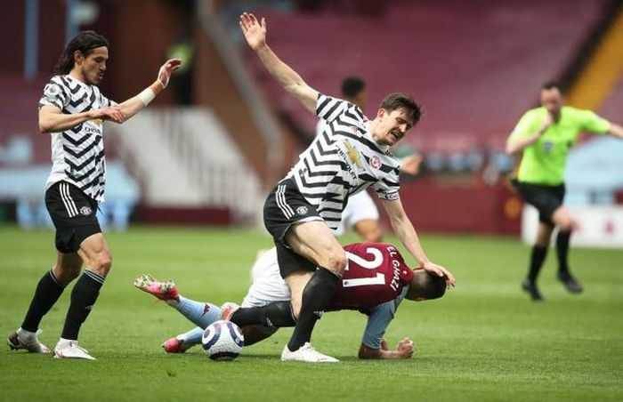 """Aston Villa 1-3 Man Utd: """"Quỷ đỏ"""" lội ngược dòng"""