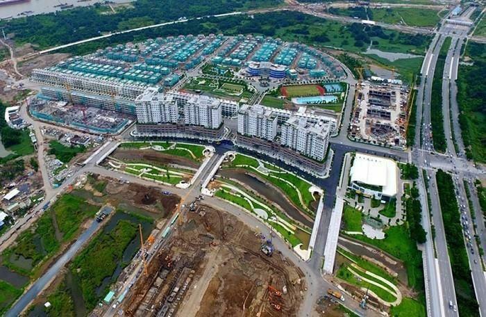 """TPHCM bán đấu giá 30.000m2 đất """"vàng"""" ở Thủ Thiêm"""