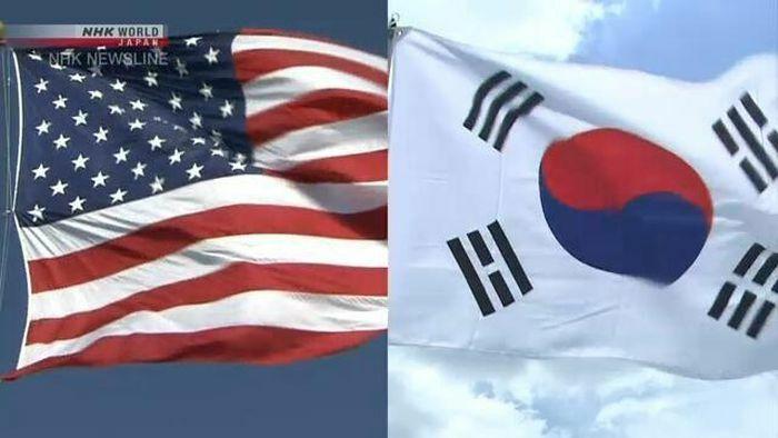 Tuyên bố chung Mỹ – Hàn Quốc cam kết duy trì tự do hàng hải và hàng không tại Biển Đông