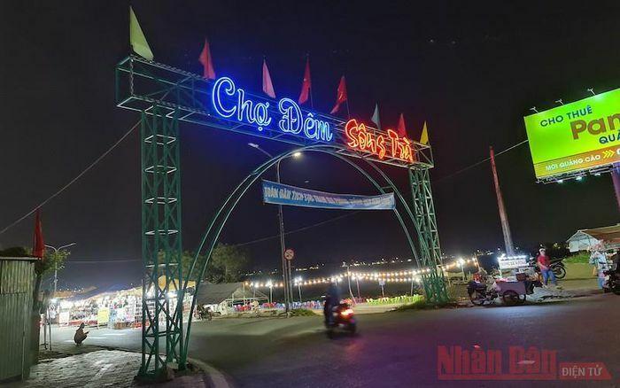 """""""Khai tử"""" chợ đêm Sông Trà"""