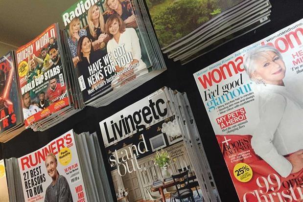 Các tạp chí ở Anh có dấu hiệu phục hồi