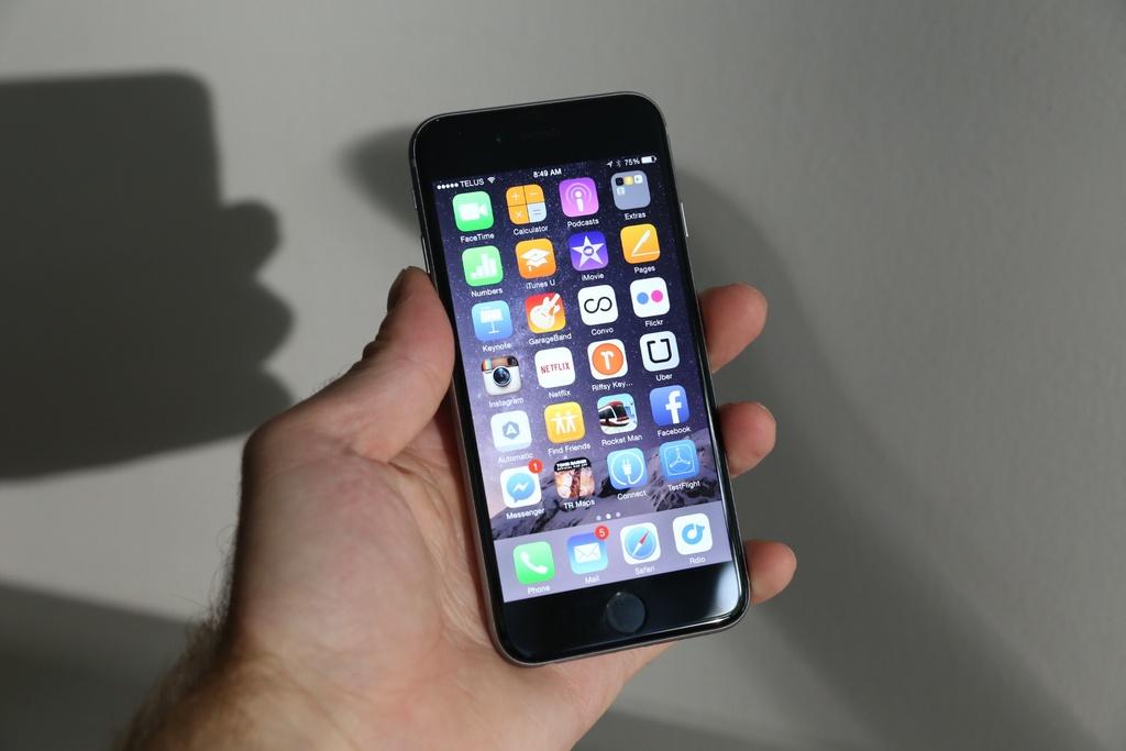 Kiện Apple vì iPhone 6 nổ pin gây thương tích