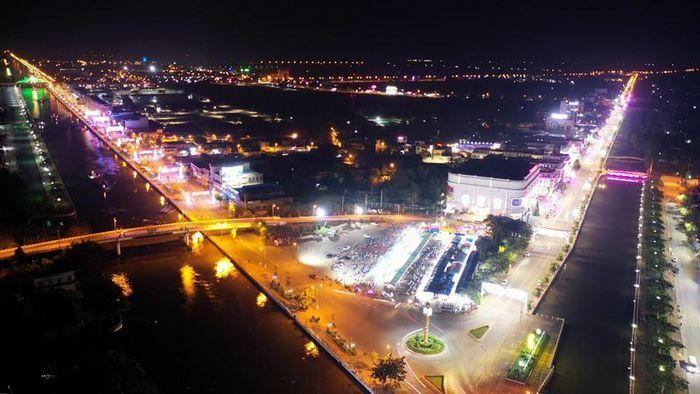 Hậu Giang lập đề án phát triển kinh tế ban đêm