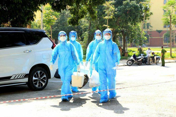 Thái Bình: Phát hiện ca Covid-19 mới sau 4 lần xét nghiệm âm tính