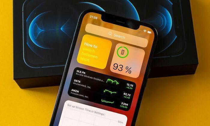Thử nghiệm mới về pin của iPhone 12 Pro Max gây thất vọng
