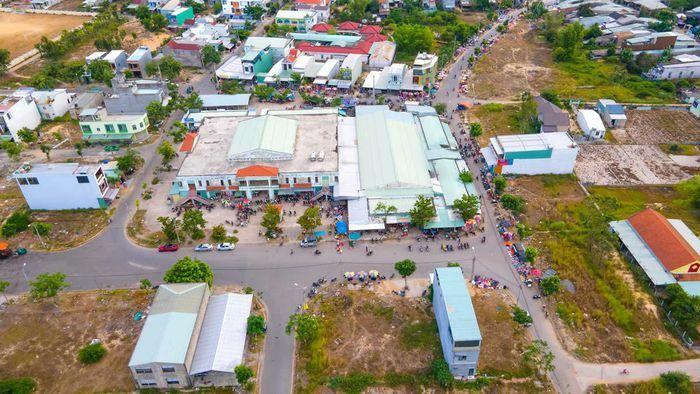 Bất động sản Quảng Nam: Khu phố chợ Điện Nam Trung giao dịch sôi động