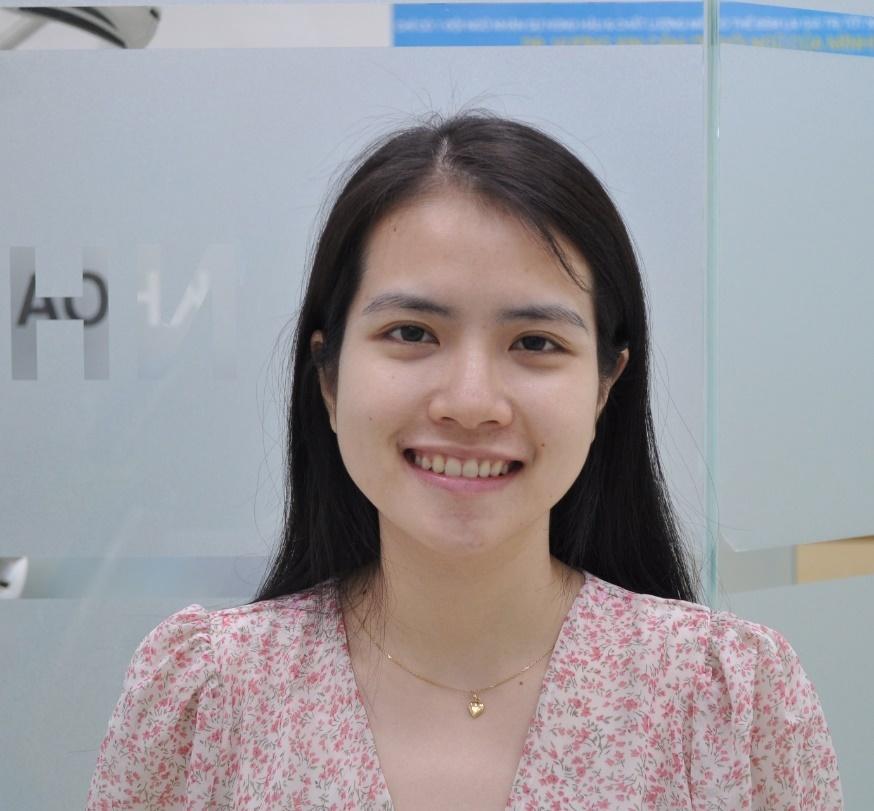Cô gái 9X thay đổi nhan sắc nhờ niềng răng