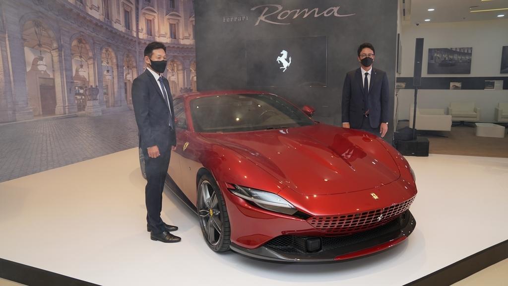 Ferrari Roma và SF90 Stradale có mặt tại Việt Nam với giá từ 21 tỷ đồng