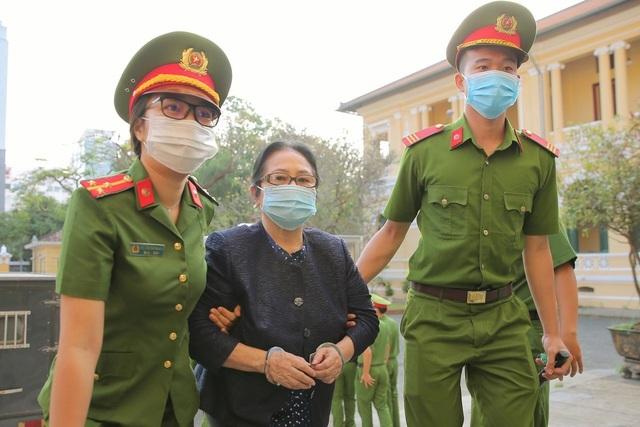 Từ chối điều tra bổ sung, chuẩn bị tiếp tục xét xử Dương Thị Bạch Diệp