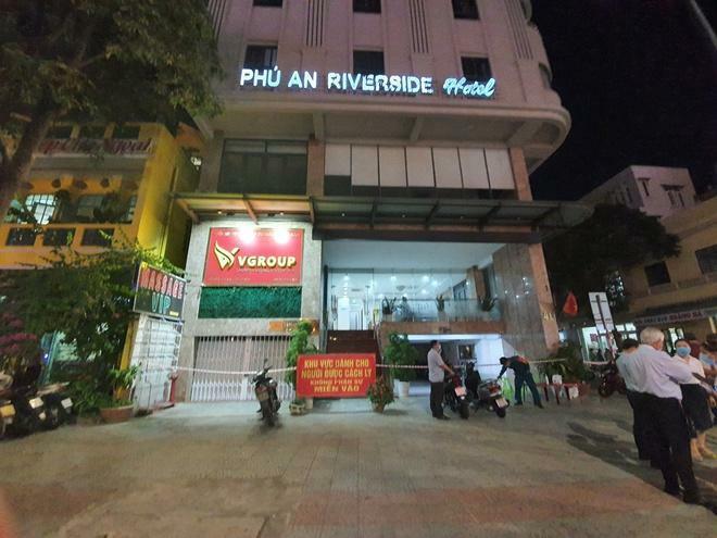 Đà Nẵng: Thêm 1 nữ nhân viên khu massage dương tính Covid-19