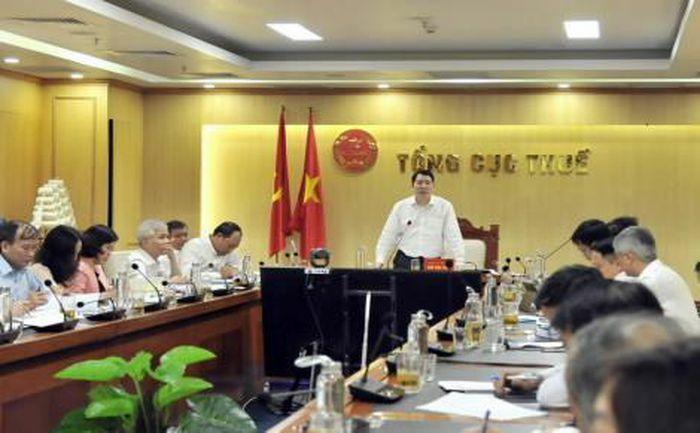 Tổng cục Thuế lãnh đạo thực hiện tốt công tác dân vận và công tác đoàn thể