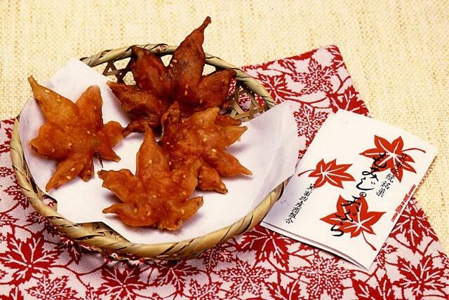 Loại lá cây tưởng chỉ có thể bỏ đi được người Nhật hô biến thành món đặc sản thơm ngon