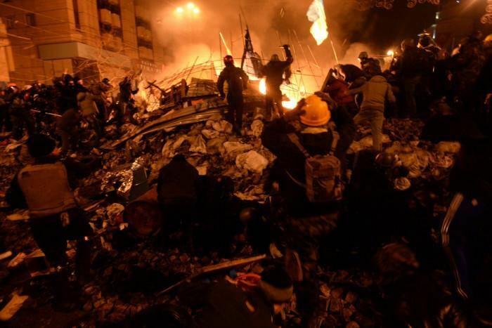 Cư dân Ukraine: Không loại trừ khả năng sẽ xuất hiện một Maidan mới