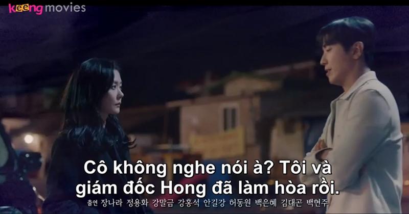 'Bất động sản trừ tà' trailer tập 10: Jang Nara – Jung Yong Hwa tái hợp, tính mạng 1 người gặp nguy hiểm