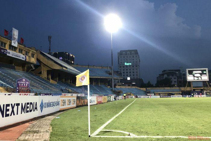 Hoãn các trận đấu của vòng 13 V-League 2021