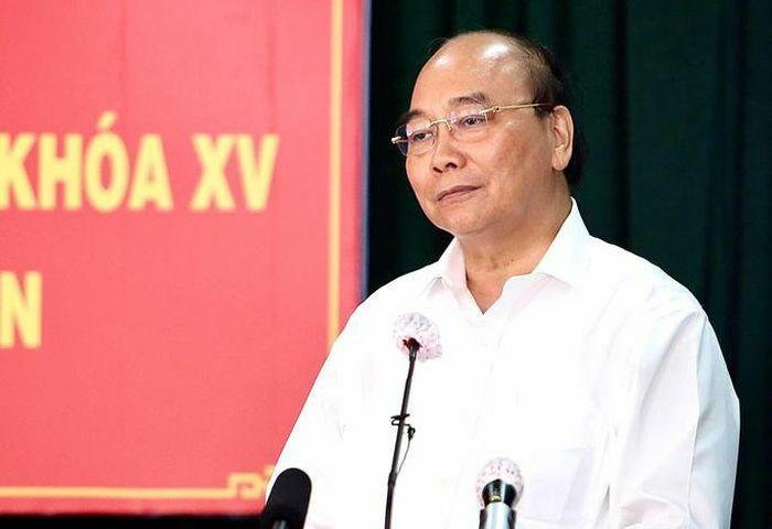 Chủ tịch nước Nguyễn Xuân Phúc mong muốn Hóc Môn sớm thành quận