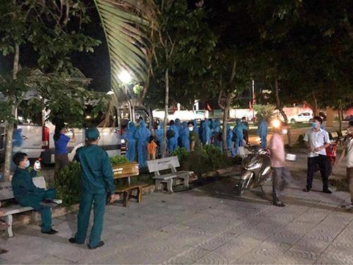 COVID-19 ở Nghệ An: Đã có kết quả xét nghiệm 50 F1 ở xã Quỳnh Lập