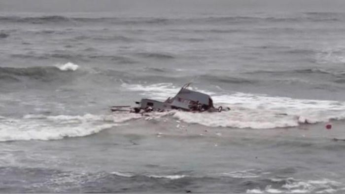Vụ lật tàu ở San Diego: Có dấu hiệu tàu chở người nhập cư bất hợp pháp