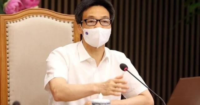Phó Thủ tướng Vũ Đức Đam họp trực tuyến khẩn với Bắc Ninh, Bắc Giang
