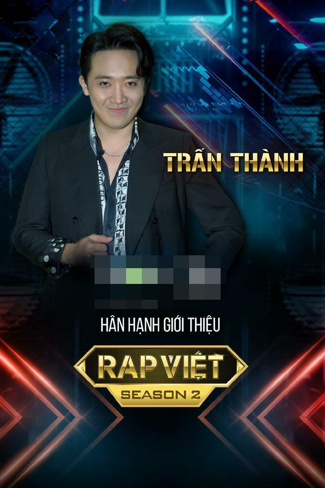 Trấn Thành tham gia Rap Việt mùa 2, dân mạng ào ào bình luận