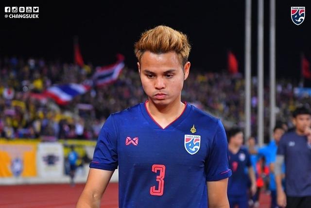 Trốn nghĩa vụ quốc gia, ngôi sao Thái Lan bị chửi rủa thậm tệ