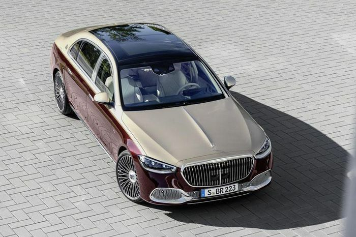 Khám phá mẫu xe sạng trọng và đắt đỏ bậc nhất của Mercedes-Benz
