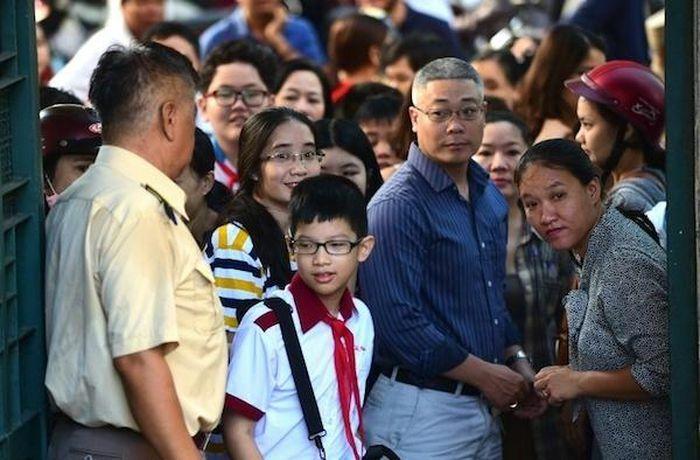 Hoãn nộp hồ sơ thi vào lớp 6 Trường THPT Chuyên Trần Đại Nghĩa