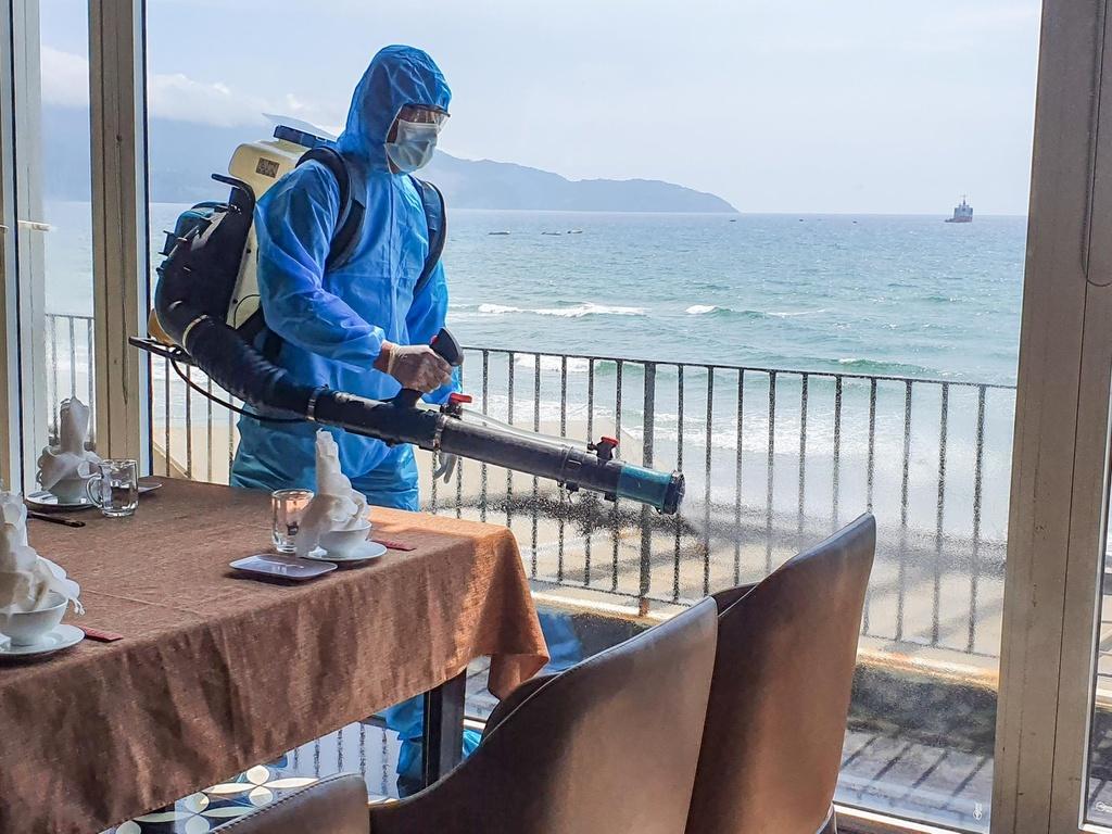 Đà Nẵng: Truy vết 2 F1 liên quan đến 2 chuyên gia Trung Quốc nhiễm Covid-19