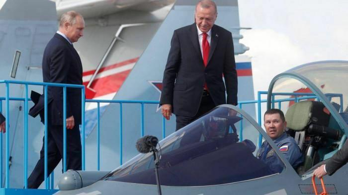 Tạp chí Mỹ: Thổ Nhĩ Kỳ không thể chế tạo máy bay chiến đấu nếu không có Nga