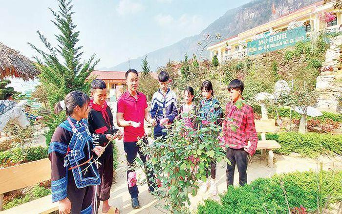 Trường học Du lịch giữa đại ngàn Y Tý