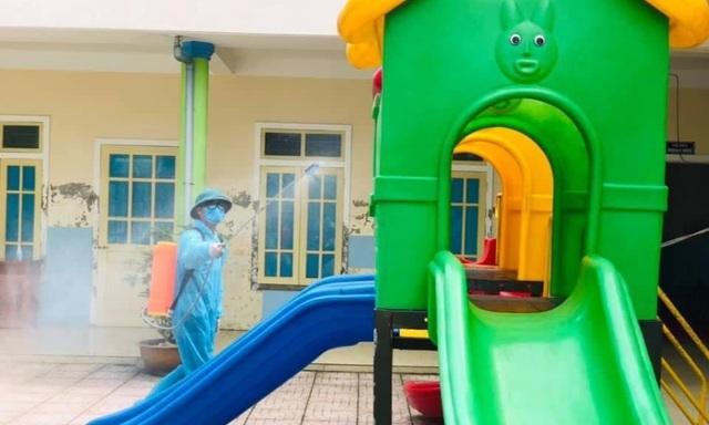Hà Tĩnh: Hơn 80.000 học sinh mầm non nghỉ học để phòng dịch Covid-19