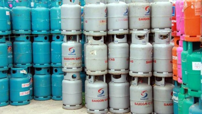 Giá gas giảm liên tiếp trong 2 tháng