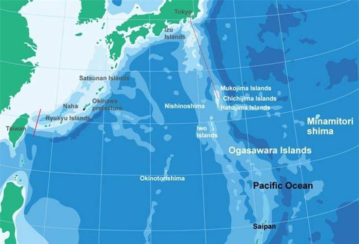 Khám phá Ogasawara – Quần đảo thần bí bao trùm màu xanh ở Nhật Bản