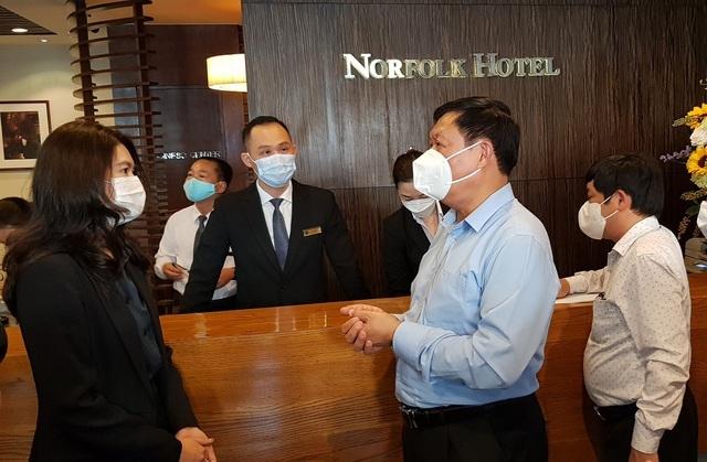TPHCM: Lắp thêm camera ở các khách sạn tổ chức cách ly y tế để theo dõi