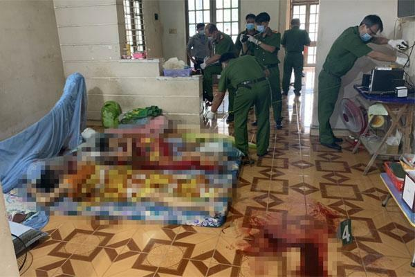 Nghi án chồng giết vợ, con rồi tự tử ở Tây Ninh