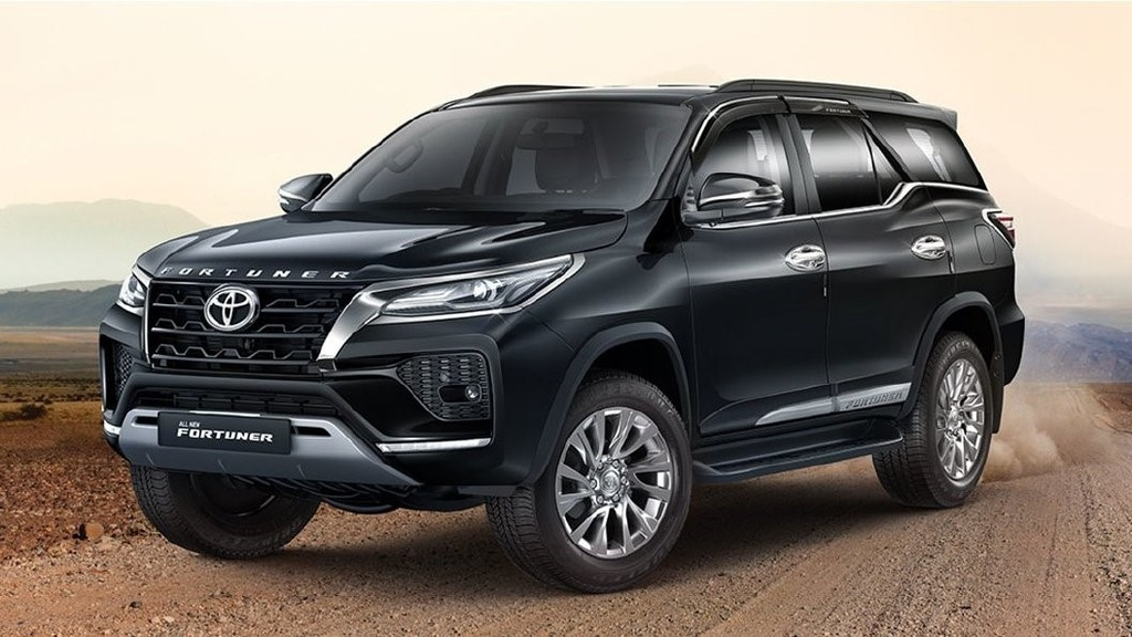 Toyota Fortuner thế hệ mới có thể được ra mắt vào năm sau