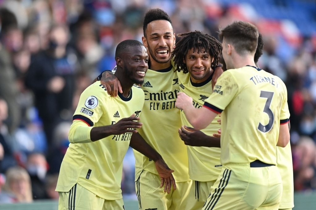 Arsenal chính thức hết hy vọng dự Europa League