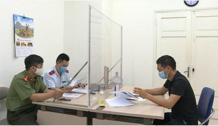 Xử phạt chủ tài khoản facebook đăng tải thông tin sai sự thật về dịch COVID-19 tại Hà Nội