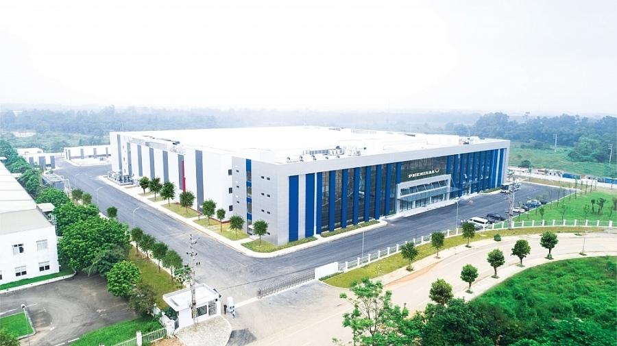 Tập đoàn Phenikaa đứng thứ 25 trong Top 500 Doanh nghiệp tăng trưởng nhanh nhất Việt Nam