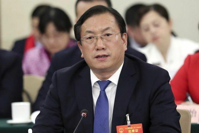 Bí thư thành ủy Vũ Hán thăng tiến nhanh chóng