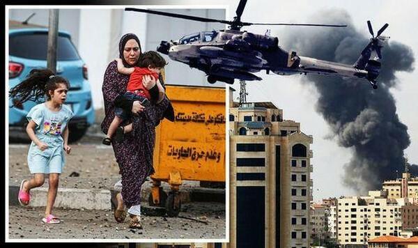 [ẢNH] Thổ Nhĩ Kỳ đề xuất, liệu lính gìn giữ hòa bình Nga có tới Dải Gaza?