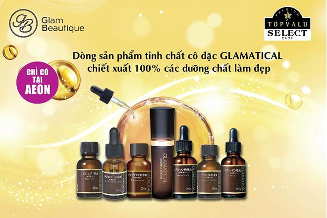 Tín đồ làm đẹp chính hiệu đừng bỏ lỡ serum Nhật chất lượng sang-xịn-mịn tại Glam Beautique