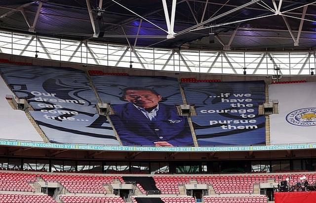 Leicester City vô địch FA Cup: Giọt nước mắt của người Thái Lan