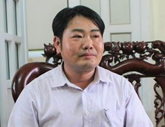 Một cán bộ huyện ở Thanh Hóa bị bắt